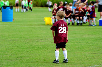 JD First Soccer Game