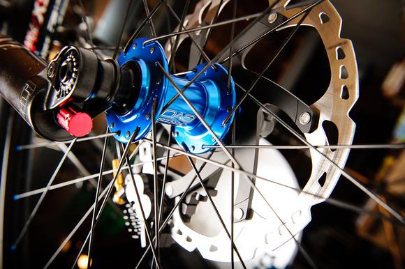 Hydraulic Disk Brakes!