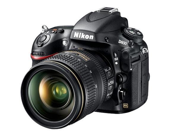 The New Nikon D800