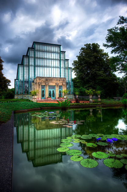 The Jewel House Reflection (D3S, ISO200, 24mm, 1/160th f/11)